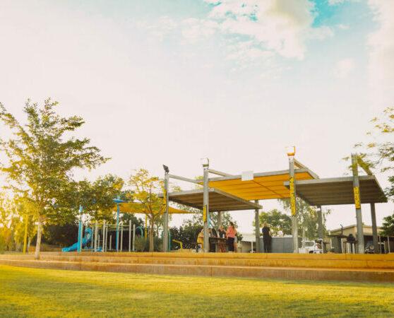 Osprey Village - Playground and BBQ Facilities